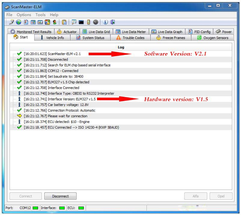 scanmaster elm327 software free download